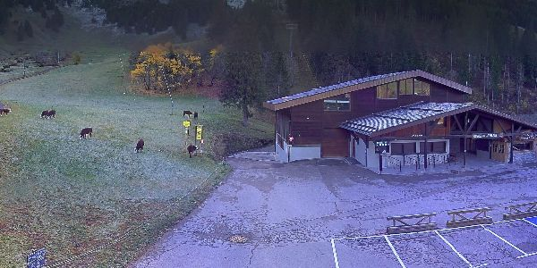 Webcam La Clusaz Balme