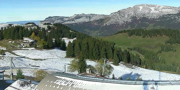 Webcam La Clusaz Beauregard