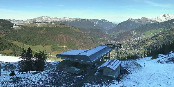 Webcam La Clusaz Massif de l´Etale